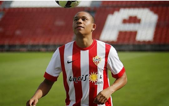 Arsenal youngster Wellington Silva hoping for first team