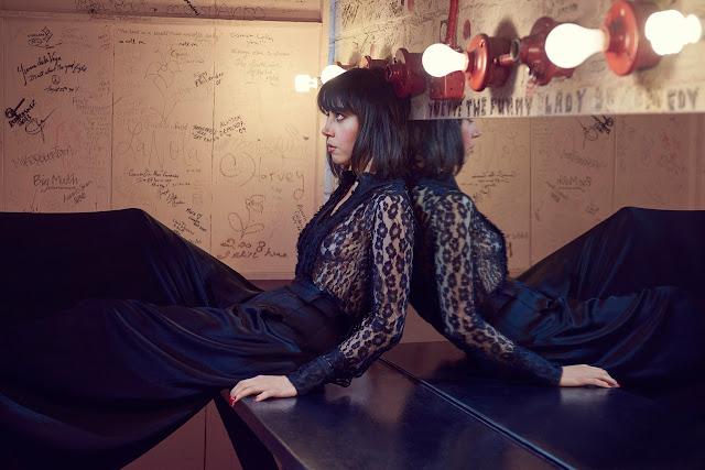 Actress, @ Aubrey Plaza - Yahoo Style Photoshoot