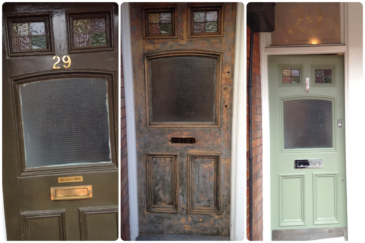 Lovely I Feel A Good Front Door Is A Great Way To Welcome People To Your Home.  Refurbishing ...