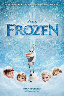 frozen 3d cover