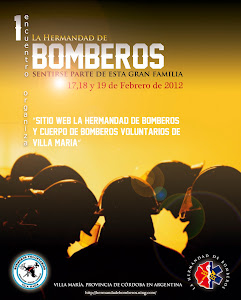 SE REALIZO EL PRIMER ENCUENTRO INTERNACIONAL DE LA HERMANDAD DE BOMBEROS