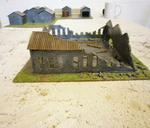 Making Stalingrad Ruined Factory Four Pictures 10