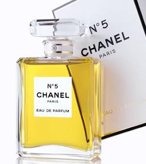No 5 de Chanel