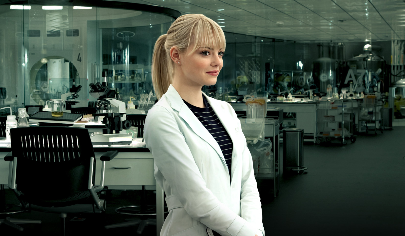 Fangirl Confessions: The night Gwen Stacy came to life.
