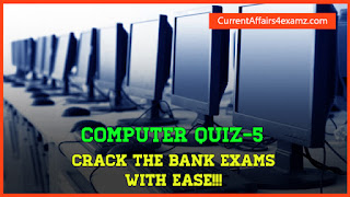 Computer Quiz for Bank Exams