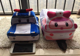 Robocar Poli Backpack