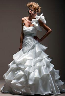 Bridesmaid Dresses: 2011 Fabio Gritti mini Yole Wedding ...