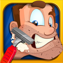 Crazy Shave - Free Games App iTunes App Icon Logo By Bluebear Technologies Ltd - FreeApps.ws