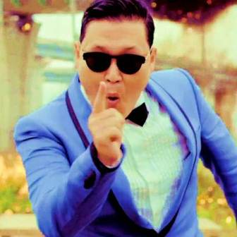 Psy ending Gangnam Style