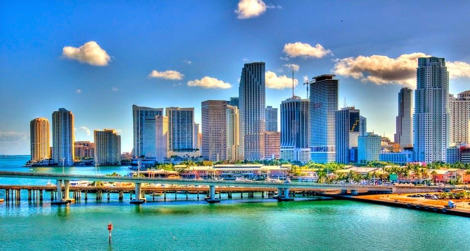 Brasileiros lideram a quantidade de turistas em Miami