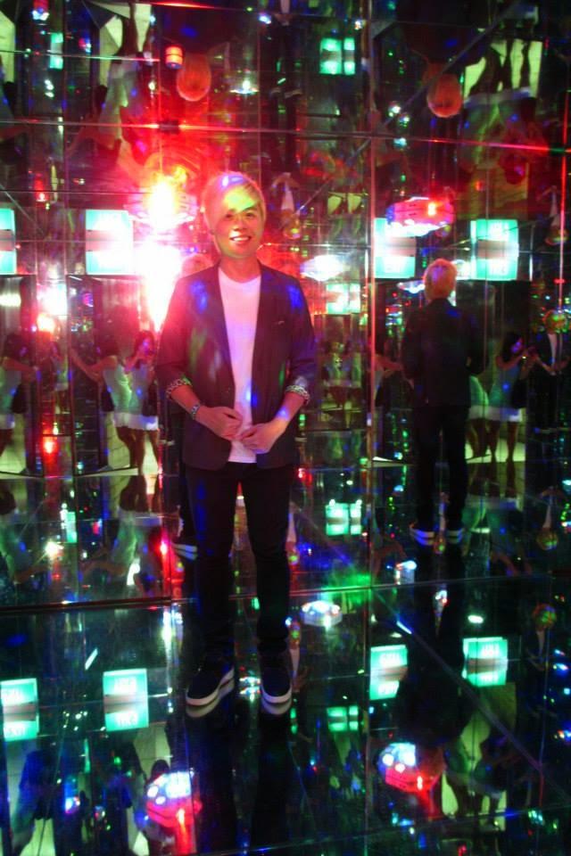 Mirror Disco Room