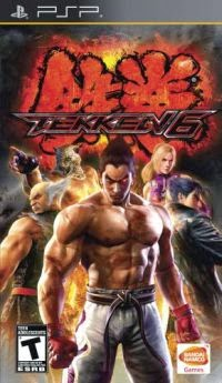 Download Game PSP Tekken 6 Iso single link for ppsspp androi