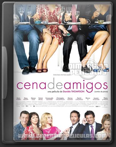 Cena de amigos (DVDRip Castellano) (2011)