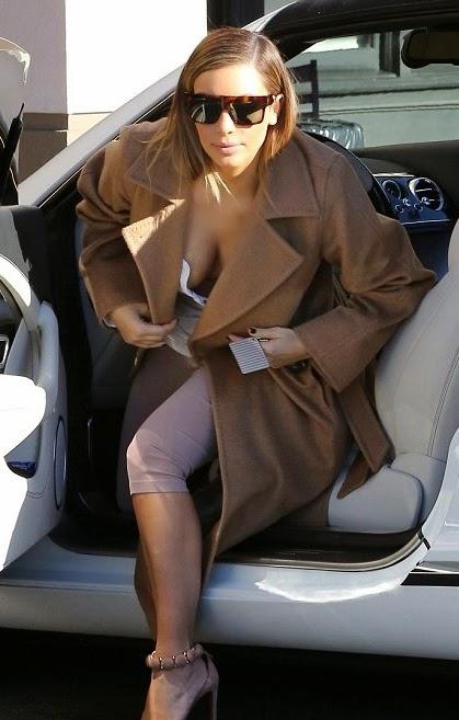 Kim kardashian en la calle sin ropa interior noticias for En la calle sin ropa interior