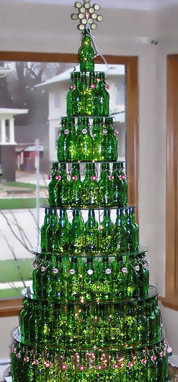 http://pattiewack.blogspot.com/2007/12/glass-bottle-christmas-tree.html