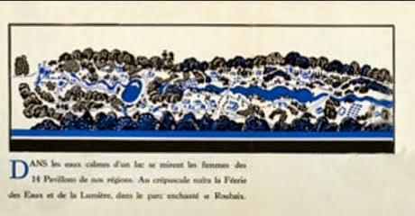Plan expo Roubaix (Parc Barbieux)