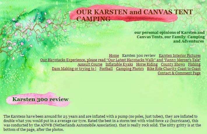 Karsten 300 Review