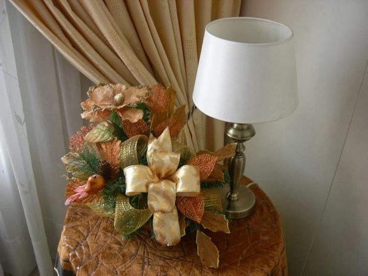 Hogar decoracion navidad for Decoraciones de hogar