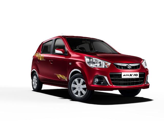 Maruti Suzuki Alto K10 Urbano Limited Edition Exterior
