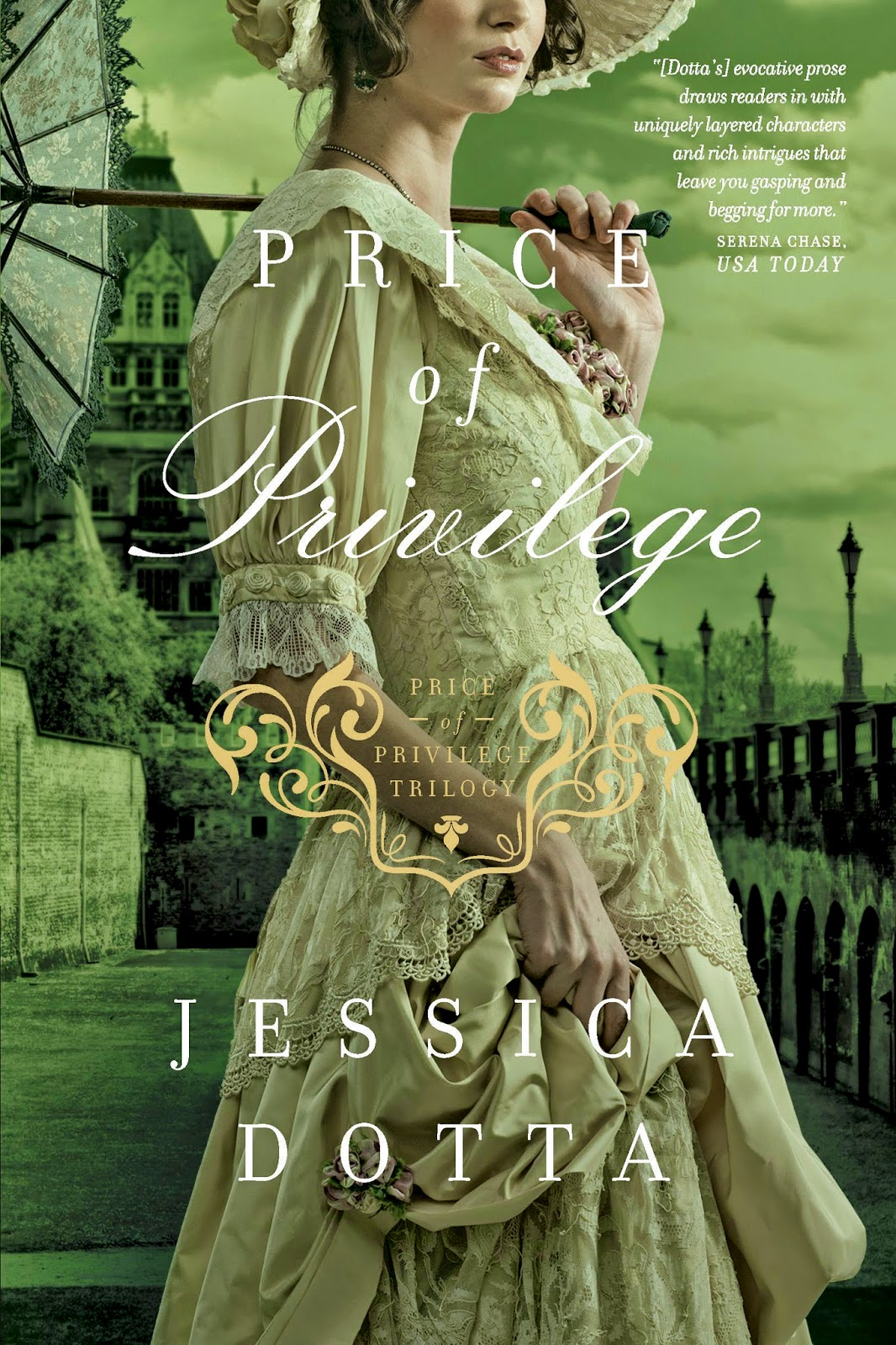 Price of Privilege book cover