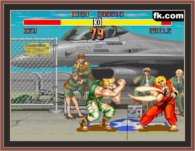 Free Download Street Fighter 2 Screen Shots | Street Fighter 2 Screen Shots