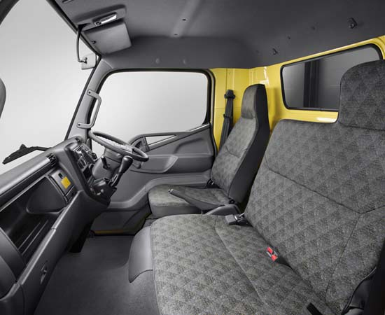 Kabin Ekstra Lega Truck Mitsubishi