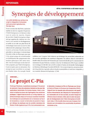 Zoom sur le projet C-Pia
