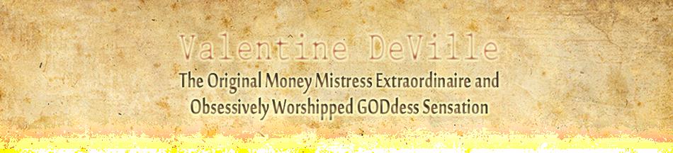 GODdess Valentine DeVille