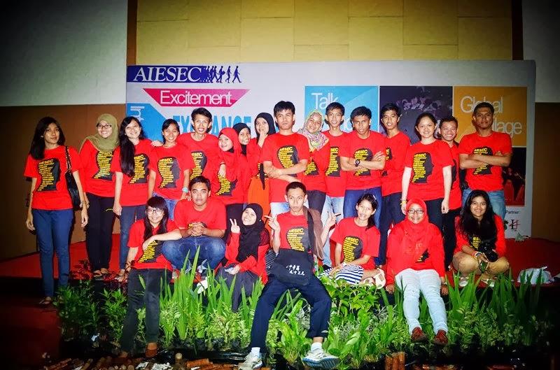I'm an AIESEC-er