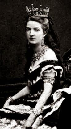 Margherita de Savoie-Gênes-famille royale d'Italie