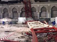 Rentetan Insiden Mematikan Pada Saat Ibadah Haji