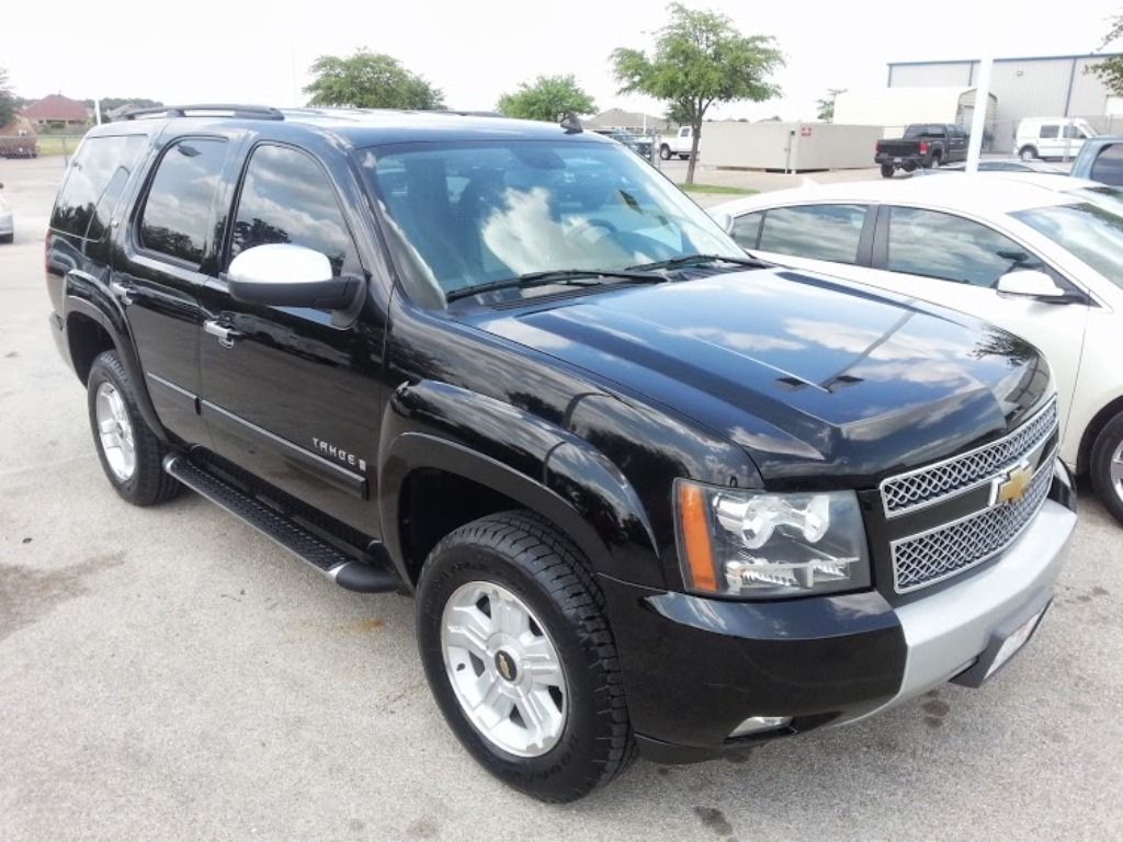 For Sale 19995  2007 Chevrolet Tahoe black z71 4wd black with