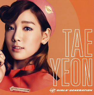 SNSD Taeyeon Girls Generation Girls & Peace Japan 2nd Tour