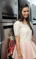 Actress Meenakshi Dixit Latest Pictures at Yes Mart Launch  6.jpg