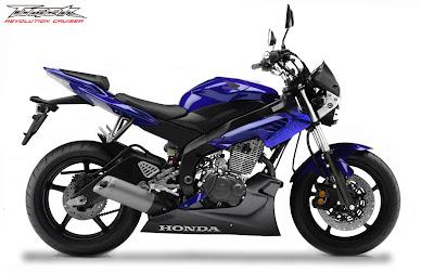 Daftar Harga Motor Honda Terbaru April 2013