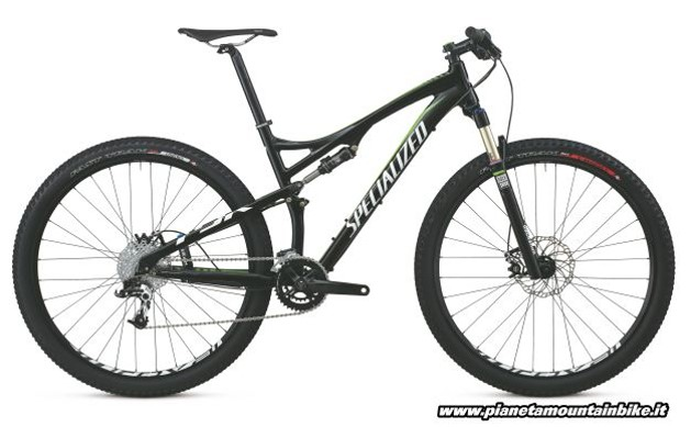 Specialized Epic Comp 29er 2013 Grafica Verde