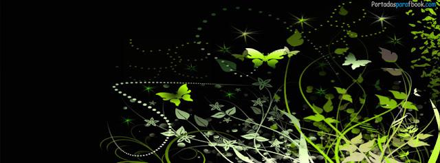mariposas en la oscuridad