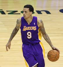 What is the height of Matt Barnes?