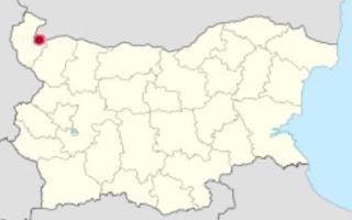 Карта на Рациария