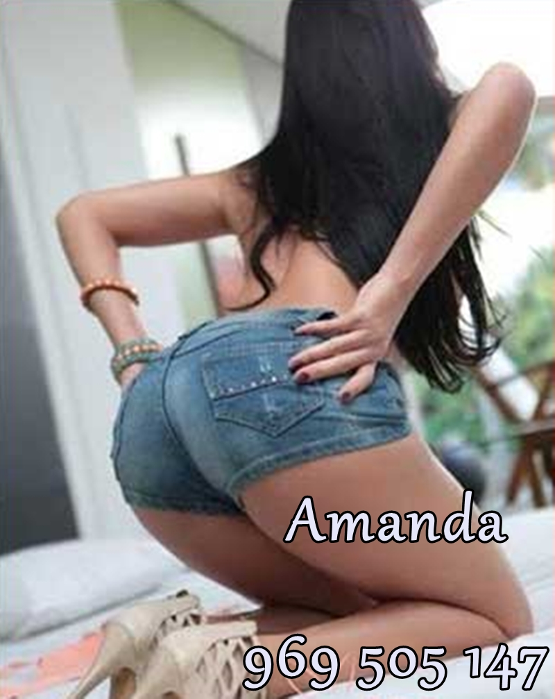 Escort Luxo Amanda Sabatiny