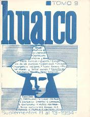 TOMO 9. Suplementos 8 al 13. San Salvador de Jujuy. 1995 (22 x 17 cm)
