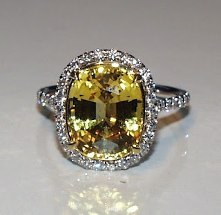 Custom Yellow diamond rings in Dallas Texas - Wholesale Diamonds and Engagement Rings in Texas - www.shira-diamonds.com