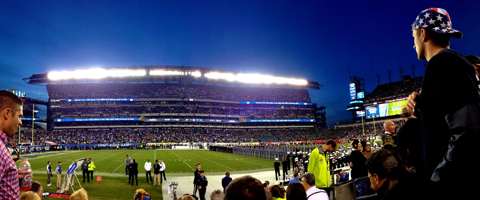 2015:  Army Navy Game