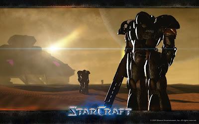Starcraft Wallpaper Terran