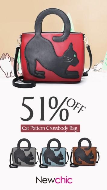 cat cute bags