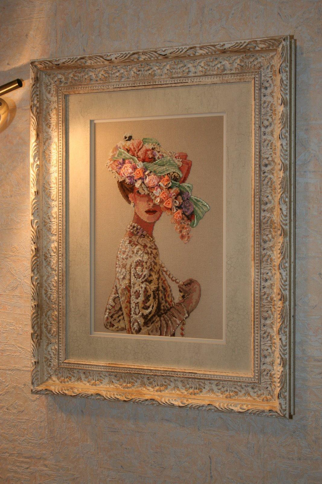 Викторианская элегантность вышивка отзывы 92