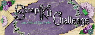 Scrap kit Challenge - facebook