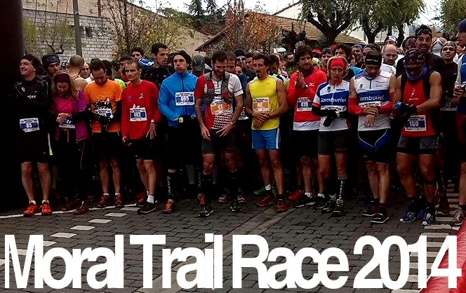 Moral Trail Race Trail running moralzarzal