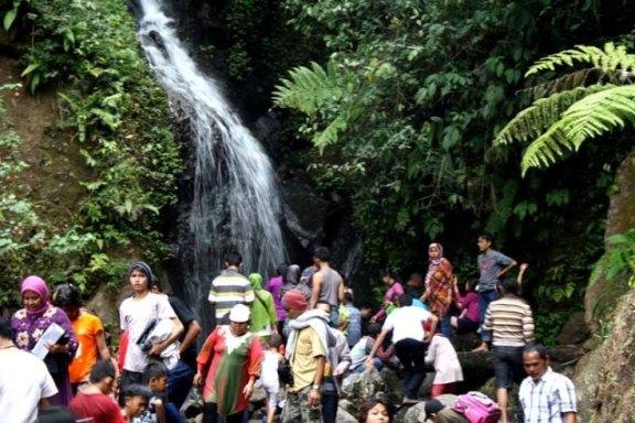 Tempat Favorit Pengunjung Kebun Raya Cibodas