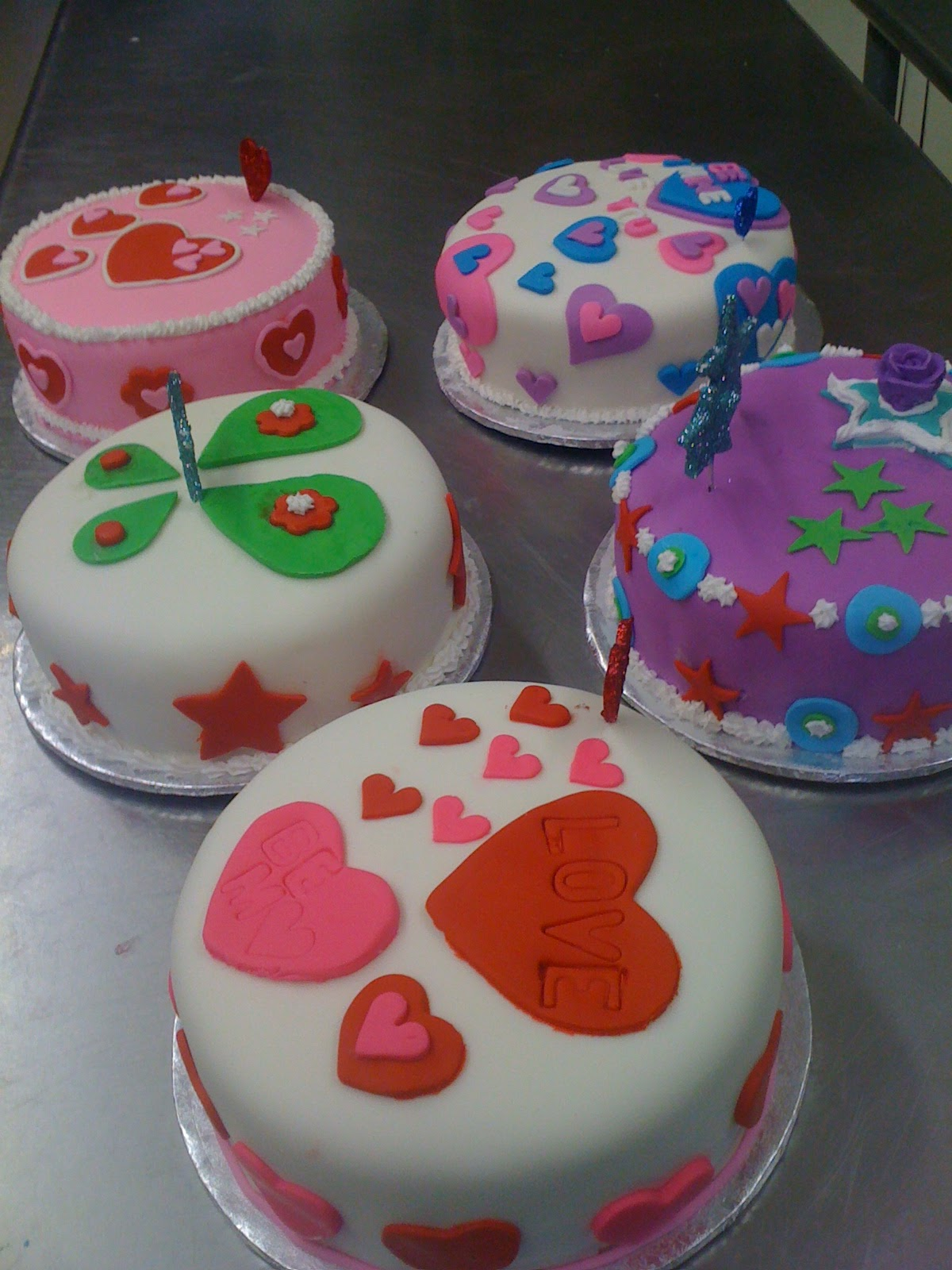 Leap of Cake : Cake Decorating Workshops and Classes